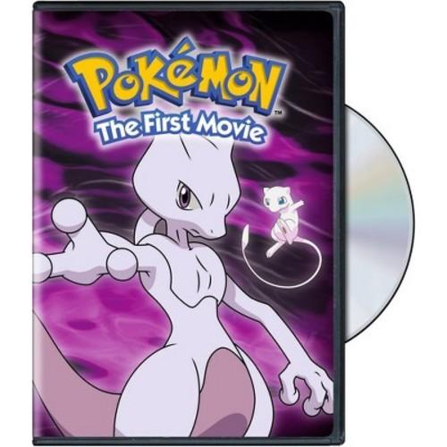 Pokemon the First Movie: Mewtwo Strikes Back DVD