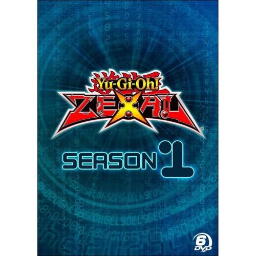 Yu-Gi-Oh! Zexal: Season 1 [6 Discs] [DVD]