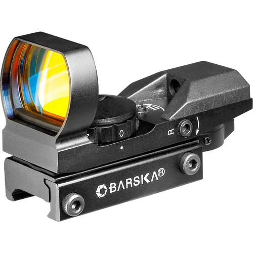 Multi-Reticle Green and Red Electro Sight by Barska