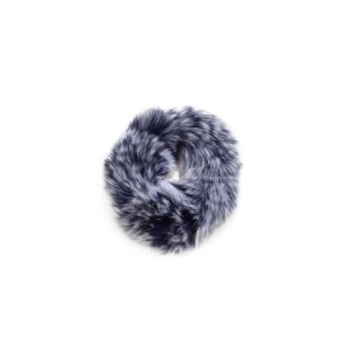 Fox Fur Scrunchie