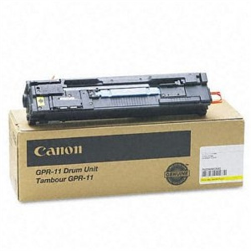 Canon Yellow 40000 Page Yield Toner Cartridge Drum for ImageRUNNER C3200 Copier 7622A001AA