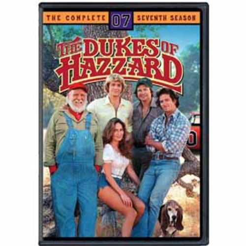 Dukes of Hazzard: The Complete Seventh Season [DVD]
