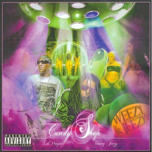 Candy Shop [CD] [PA]