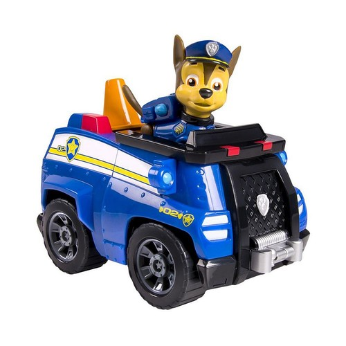 Paw Patrol Chase's Cruiser Vehicle and Figure