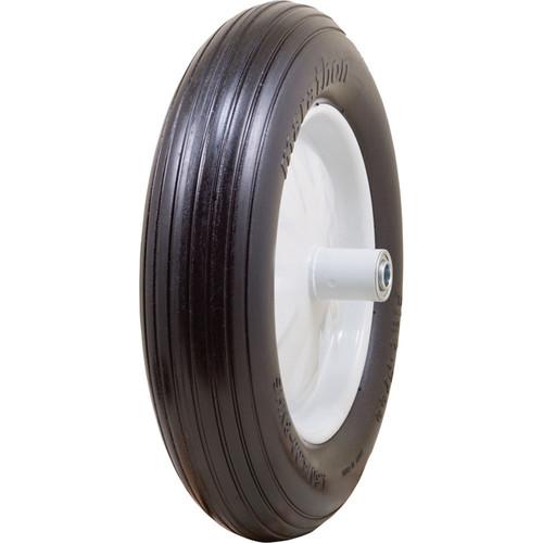 Marathon Tires Flat-Free Wheelbarrow Tire  5/8in. Bore, 4.80/4.00-8in.