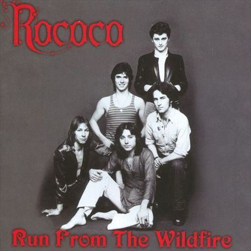 Run from the Wildfire [CD]