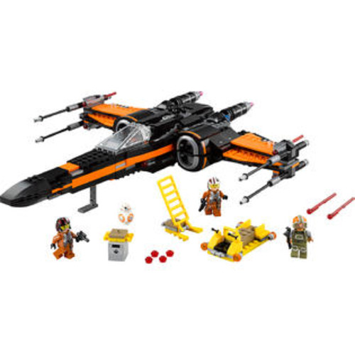 LEGO Star Wars Poe's X-Wing Fighter FTR (75102)