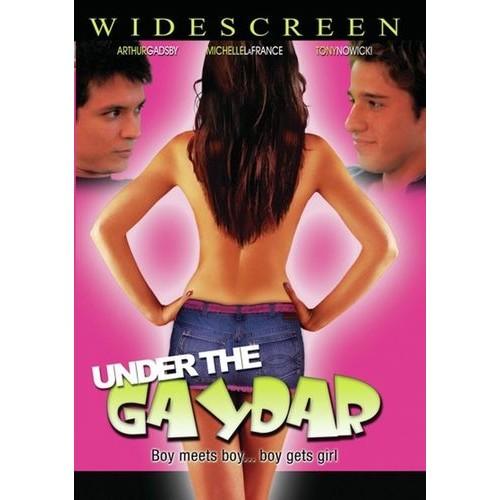 Under the Gaydar [DVD] [2009]