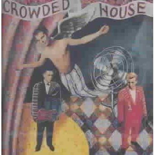 Crowded house - Crowded house (CD)