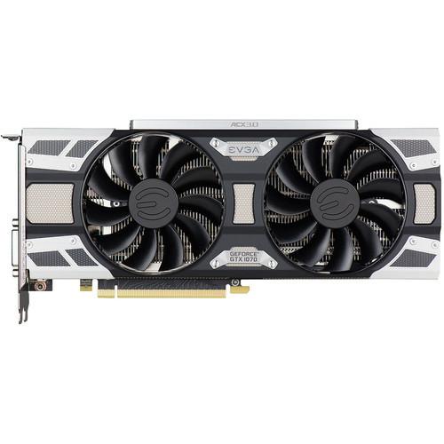 GeForce GTX 1070 ACX 3.0 Graphics Card