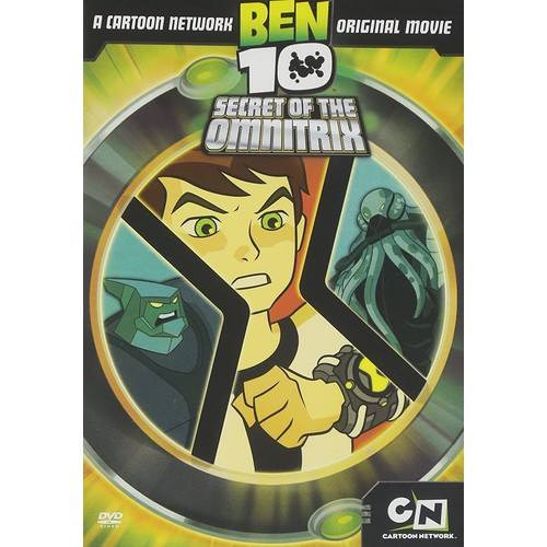 Cartoon Network: Ben 10 Secret of the Omnitrix