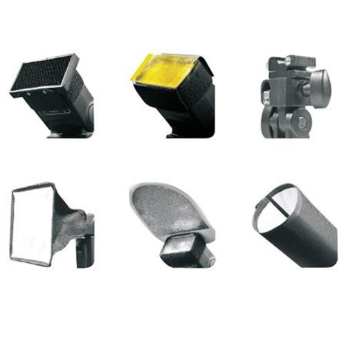 Bower Flash Diffuser 6-in-1 Lighting Kit SFD06