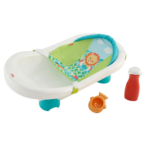 Fisher-Price Go Wild Tub