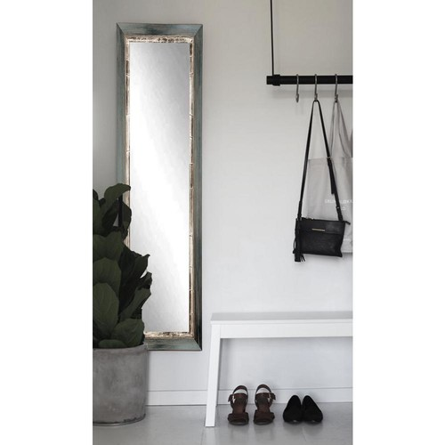 Weathered Harbor Full Length Mirror