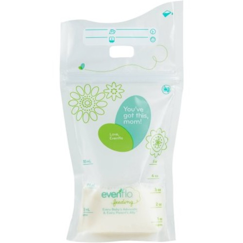Evenflo Advanced Breast Milk Storage Bags - 20 Count
