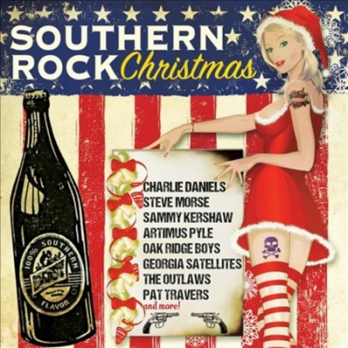 Various - Southern Rock Christmas (CD)