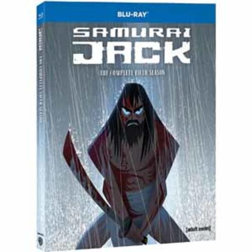 Samurai Jack: Season 5 [Blu-Ray]
