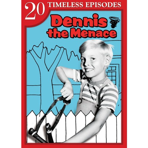 Dennis the Menace: 20 Timeless Episodes [2 Discs] [DVD]