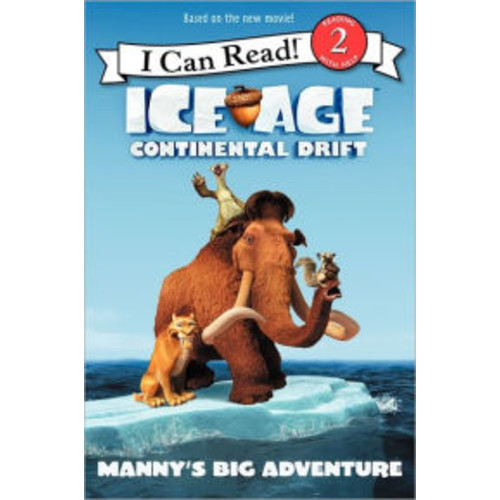 Ice Age: Continental Drift: Manny's Big Adventure