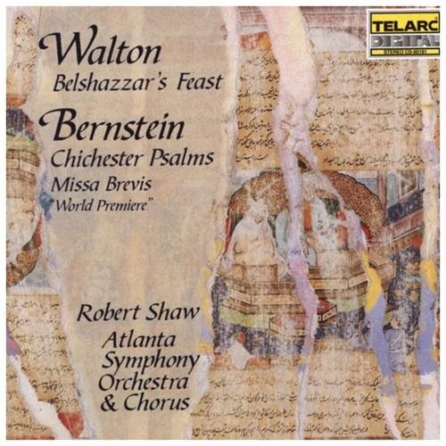 Belshazzar's Feast/Chichester CD (1989)