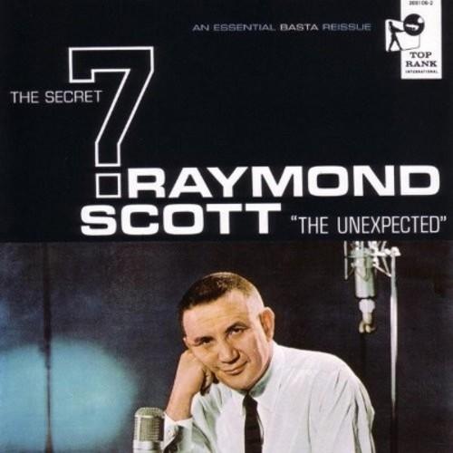 Raymond Scott - Secret 7:Unexpected (CD)