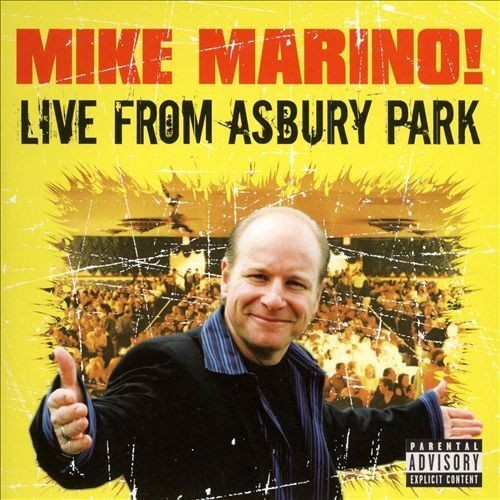 Live from Asbury Park [CD] [PA]