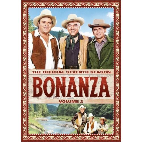 Bonanza: The Official Seventh Season, Vol. 2 [DVD]