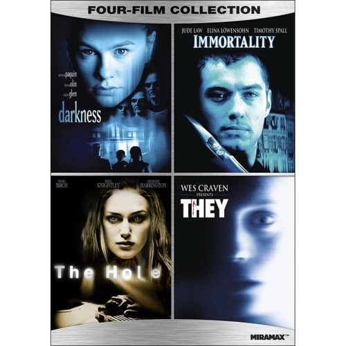 Classic Halloween Four-Film Collection: Darkness/Immortality/The Hole/They [DVD]