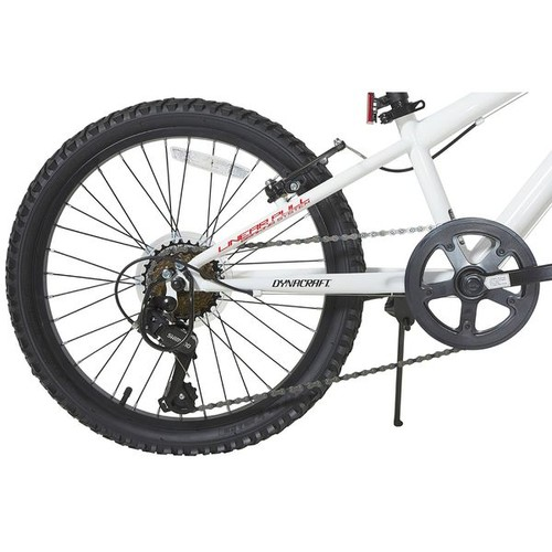 Dynacraft Bicycles, Ride-On Toys & Scooters Dynacraft 20-inch Throttle Bike