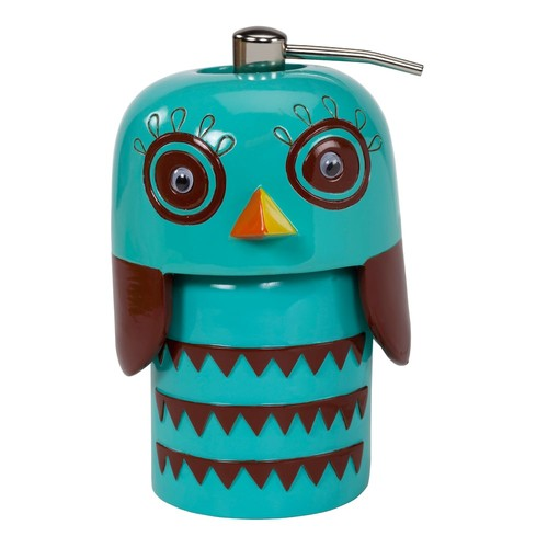 Creative Bath Give A Hoot Ceramic Lotion Pump