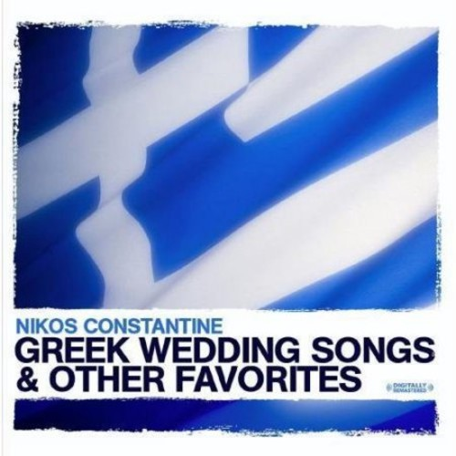 Greek Wedding Songs and Other Favorites [CD]