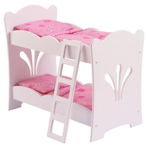 KidKraft Lil' Doll Bunk Bed