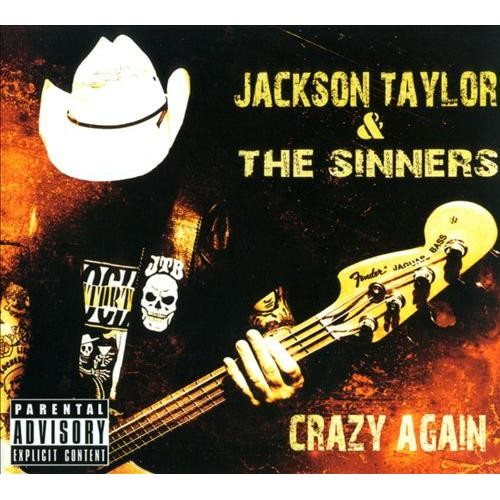 Crazy Again [CD] [PA]