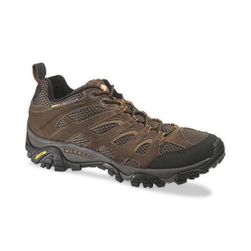 MERRELL Men's Moab Ventilator Hiking Shoes, Earth