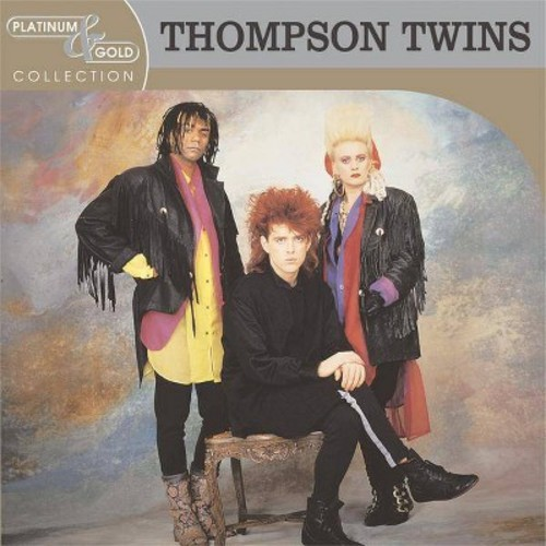Platinum & Gold Collection By Thompson Twins (Audio CD)