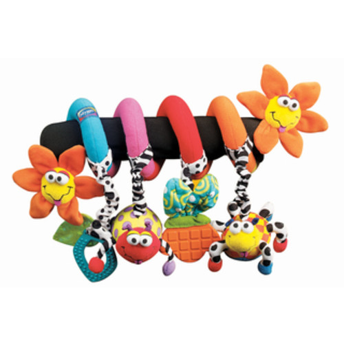 Playgro Musical Pullstring Tiger