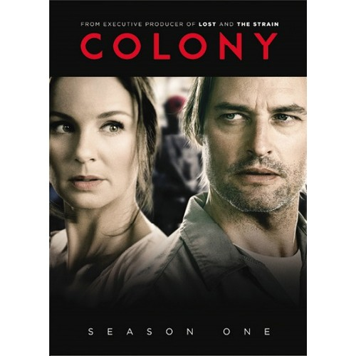 Colony: Season One (3 Discs) (dvd_video)