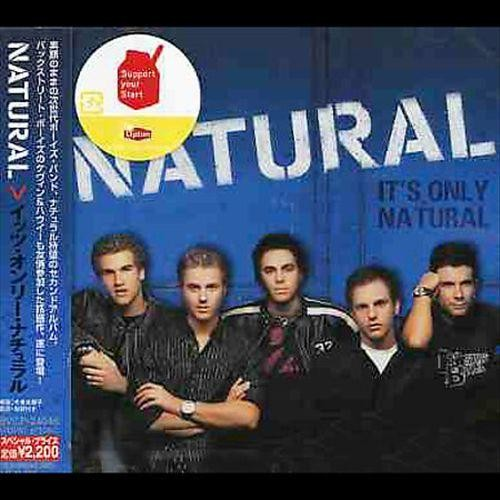 It's Only Natural [CD]