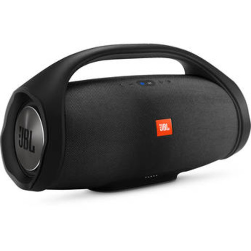 Boombox Portable Bluetooth Speaker (Black)