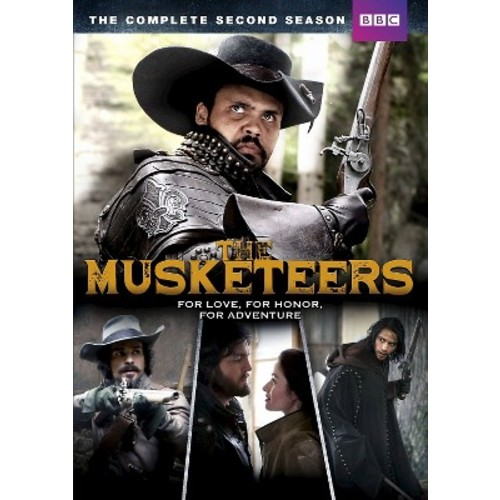 The Musketeers: Season Two [3 Discs]