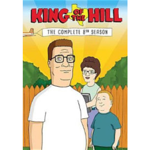 King of the Hill: the Complete Eighth Season