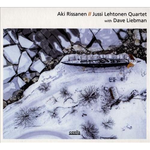 Aki Rissanen//Jussi Lehtonen Quartet with Dave Liebman [CD]