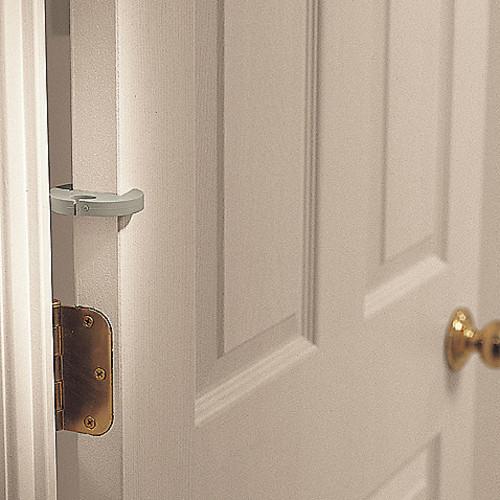 KidCo Door Stop Finger Guards in White (Pack of 2)