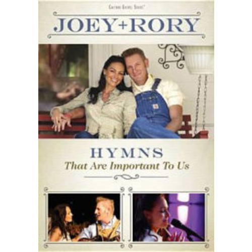 Joey + Rory: Hymns that are Important to Us (dvd_video)