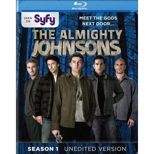 Almighty Johnsons: Season 1 [Blu-ray]: .: Movies & TV