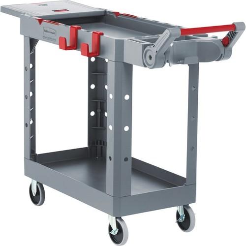 Rubbermaid Heavy-Duty Adaptable Utility Cart  500-Lb. Capacity,
