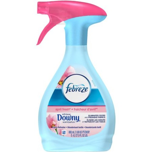 Febreze Fabric Refresher With Downy, April Fresh (1 Count, 27 Oz)