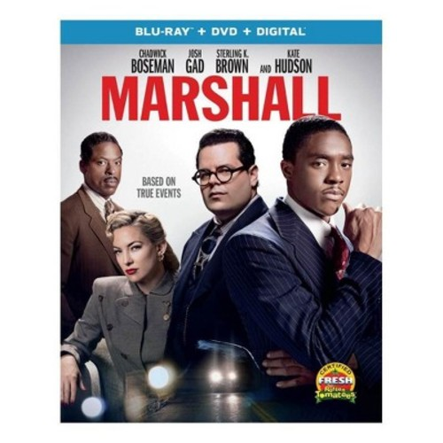 Marshall (Blu-ray + DVD + Digital)