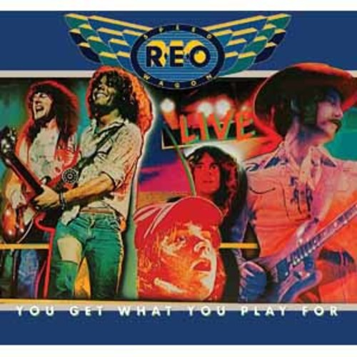 REO Speedwagon - You Get What You Play for [Vinyl]
