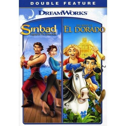 Sinbad: Legend of the Seven Seas/Road to El Dorado [P&S] [2 Discs] [DVD]